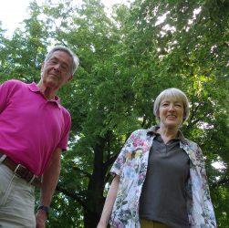 Friedl Nesslinger und Ulrike Zöchling
